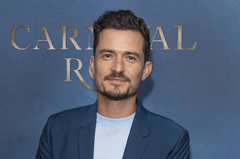 Orlando Bloom thanks Joan Rivers for warm welcome with a